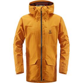 Haglöfs Grym Evo Jacket Herr desert yellow